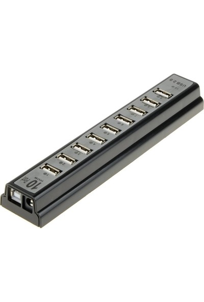 Alfais 4235 10 Port Usb Hub Çoklayıcı Çoğaltıcı Switch