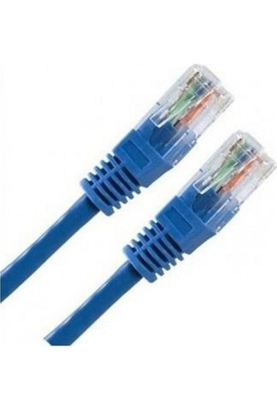 Alfais 4217 Cat6 Ethernet Patch Adsl Modem İnternet Kablosu 15 metre