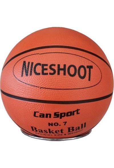 Niceshoot Basketbol Topu 7 Numara