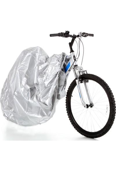 Otokuzey Bisiklet Örtüsü Çantalı Miflonlu