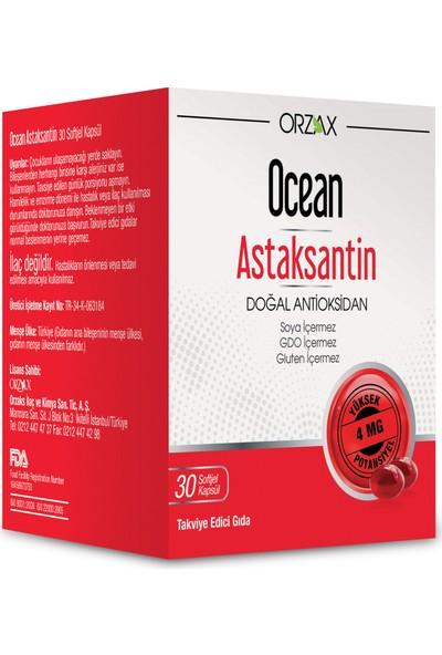 Ocean Plus Astaksantin 30 Softjel Kapsül