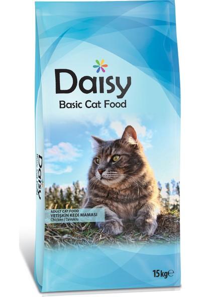 Daisy Basic Tavuklu Yetişkin Kedi Maması 15 kg
