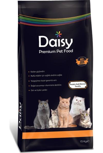 Daisy Premium Tavuklu Yetişkin Kedi Maması 15 kg