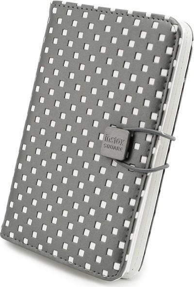 Fujifilm Instax Kare Gümüş Foto Albüm