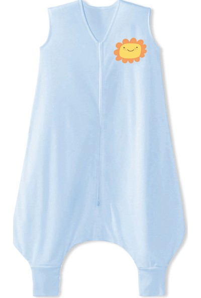 Babyjem Penye Uyku Tulumu Mavi 06-12 Ay