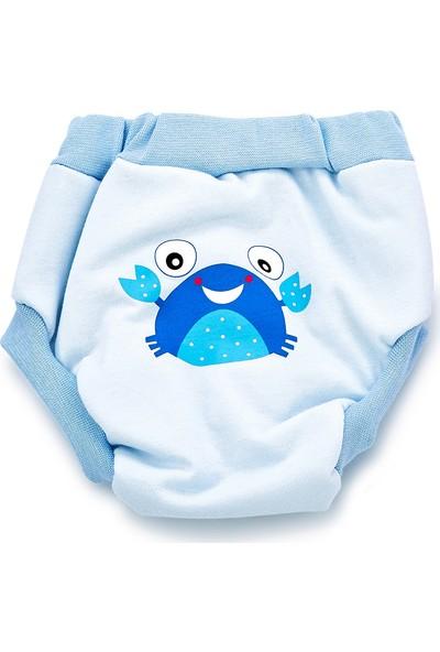 Babyjem Soft Alıştırma Külodu Mavi 3Yaş