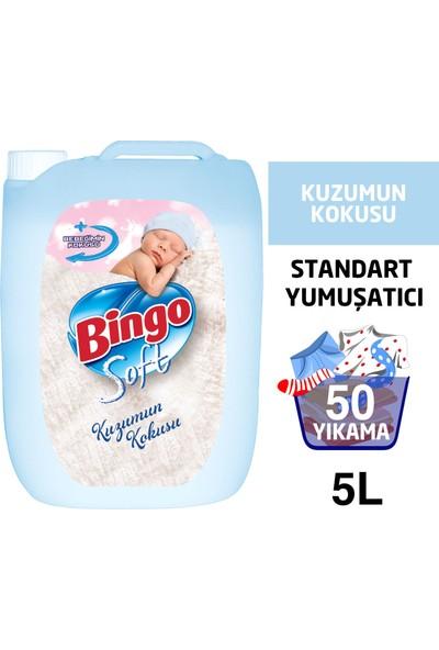 Bingo Soft Kuzumun Kokusu 5 L