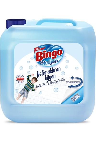 Bingo Oksijen Çamaşır Suyu Hassas Hijyen 3,5 L