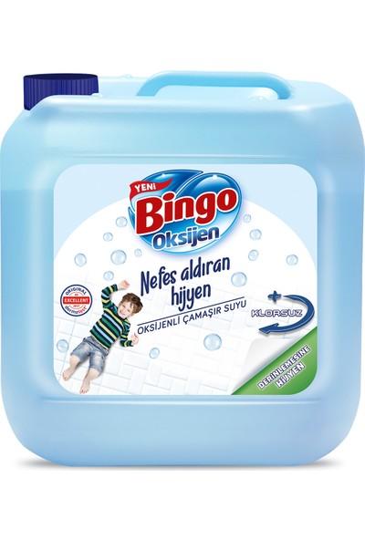 Bingo Oksijen Çamaşır Suyu Derinlemesine Hijyen 3500 ml