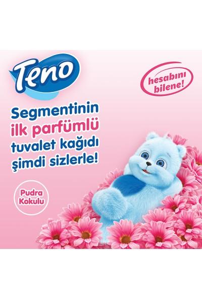 Teno Parfümlü Tuvalet Kağıdı Jumbo Paket 96 Rulo