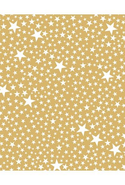 Paper Design Starlets Gold Masa Örtüsü