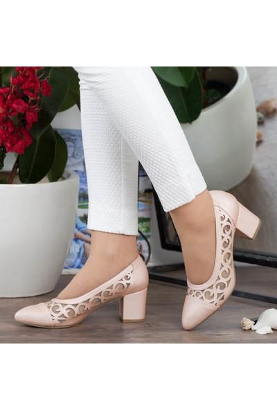 Primo Passo Kadın Topuklu Ayakkabı