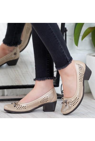 Mammamia Kadın Topuklu Ayakkabı