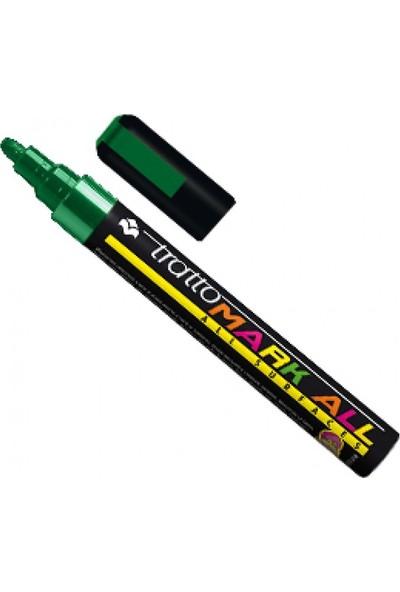 Tratto Mark All Surfaces Koyu Yeşil Renk