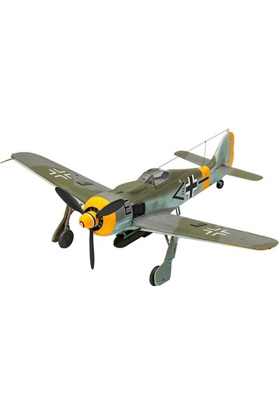 Revell Maket Focke Wulf Fw190 3898