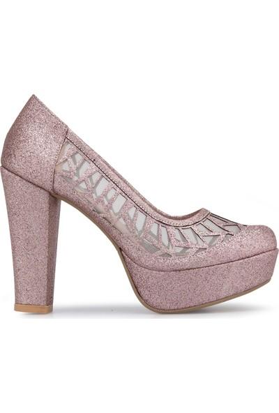 Yurci Topuklu Kadın Ayakkabı 2051219
