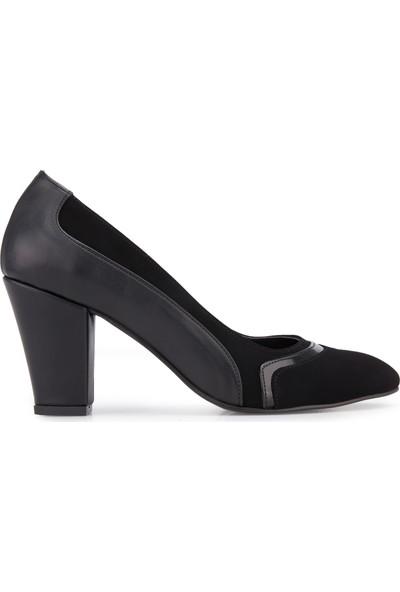 Yurci Topuklu Kadın Ayakkabı 205151