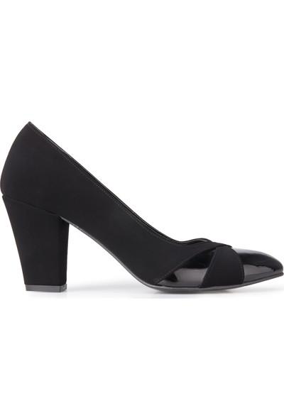 Yurci Topuklu Kadın Ayakkabı 205153