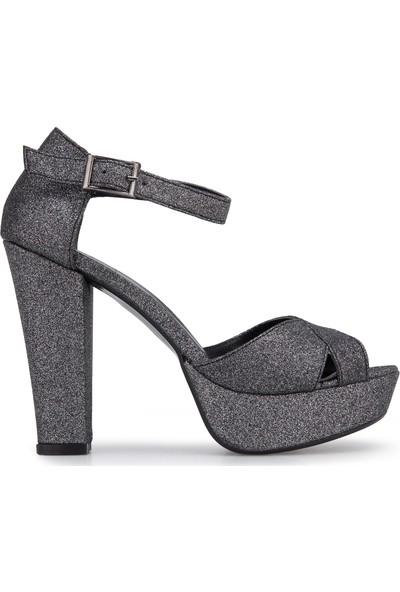 Yurci Topuklu Kadın Ayakkabı 2052000