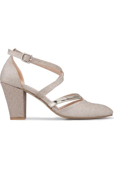 Yurci Topuklu Kadın Ayakkabı 205222