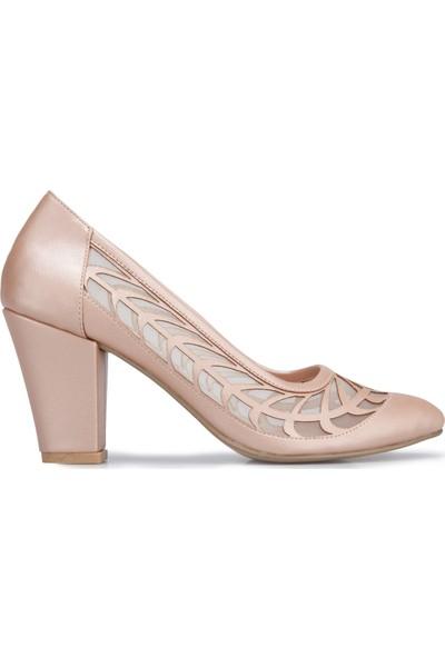Yurci Topuklu Kadın Ayakkabı 205225