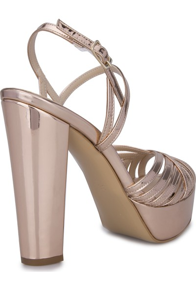 Exxe Topuklu Ayakkabı Kadın Ayakkabı 34718409006