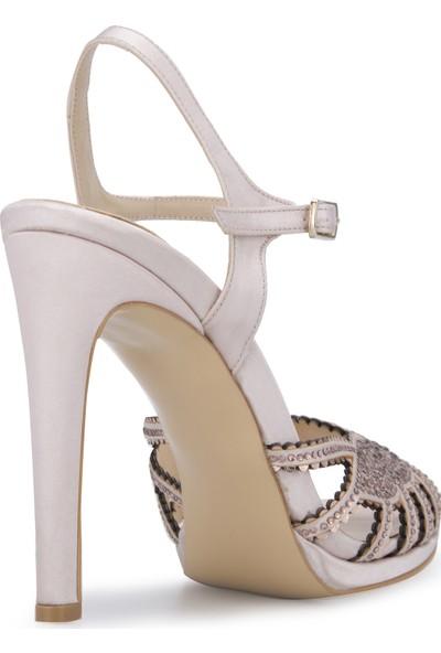 Exxe Topuklu Ayakkabı Kadın Ayakkabı 347589588