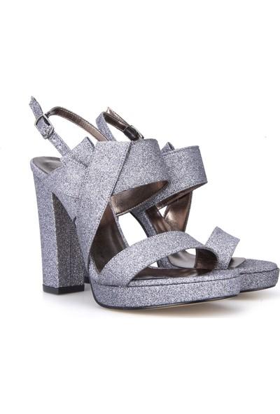 Exxe Topuklu Ayakkabı Kadın Ayakkabı 3475899255