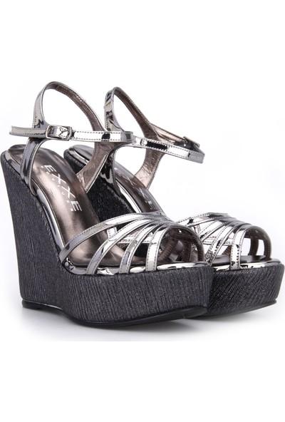 Exxe Topuklu Ayakkabı Kadın Ayakkabı 347Feta595