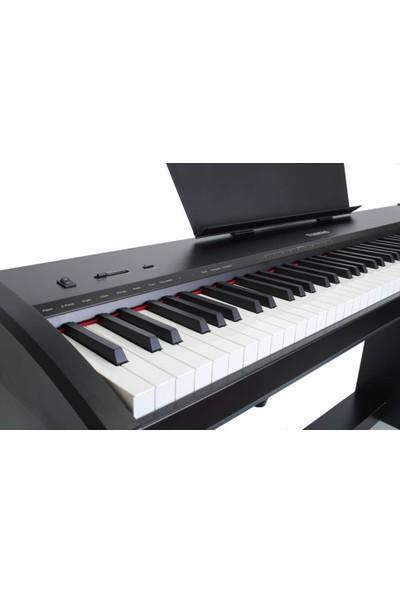 Tuanas P9BK Dijital Piyano (Stand Hediyeli)