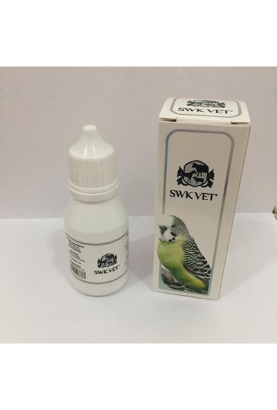 Swk Vet Kuş Kanadı Bakım Solüsyonu 30 ml