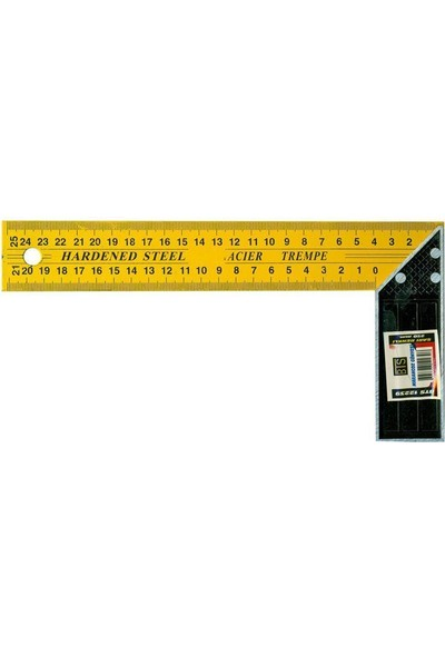 BTS 12239 Marangoz Gönye 25 cm