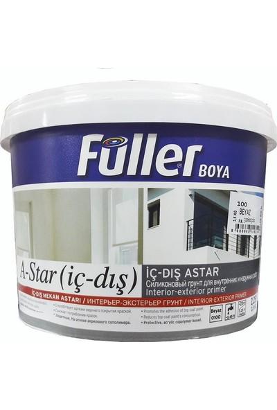 Füller A-Star İç Dış Cephe Astar 3,5 Kg Beyaz