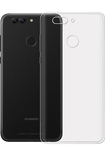 Microcase Huawei Nova 2 Ultra İnce 0.2 mm Soft Silikon Kılıf