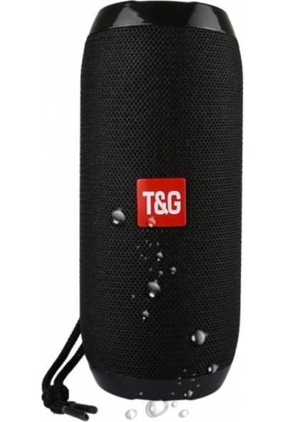 Eragon T&G Baslı Bluetooth Mp3 Şarjlı Müzik Çalar Speaker Hoparlör