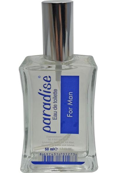 Paradise Hebas Erkek Parfüm E5 Edt 50 ml