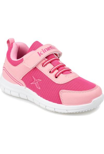 Kinetix Roger Fuşya Pembe Kız Çocuk Koşu Ayakkabısı