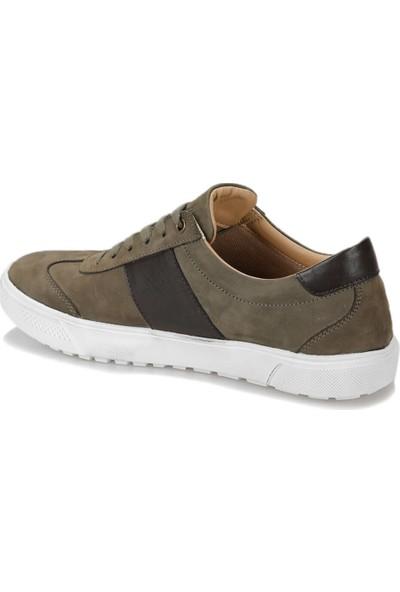 Dockers By Gerli 226218 Haki Erkek Deri Sneaker Ayakkabı