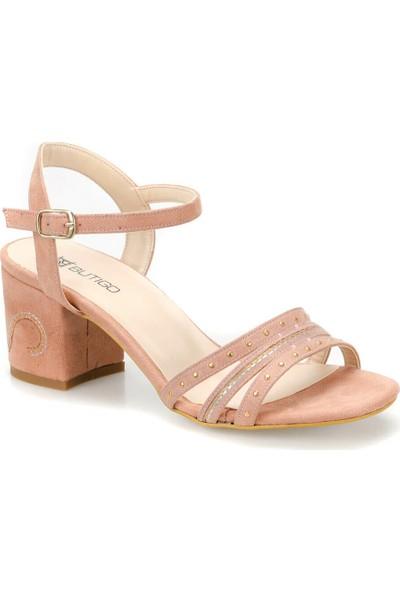Butigo 19S-166 Pudra Kadın Sandalet