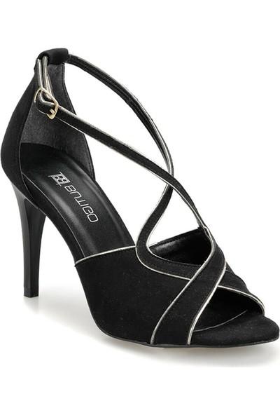 Butigo 19S-085 Siyah Kadın Gova Ayakkabı