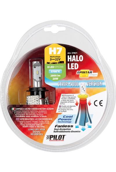 Lampa Pilot H7 Led Ampul 5700K 2800lm 20W 1 Adet 57821