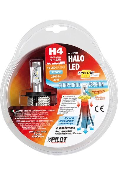 Lampa Pilot H4 Led Ampul 5700K 2800lm 20W 1 Adet 57820