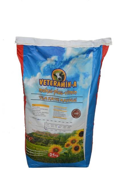 Veteramin - A Yem Katkısı Premiks Süt ve Besi 25 kg Torba