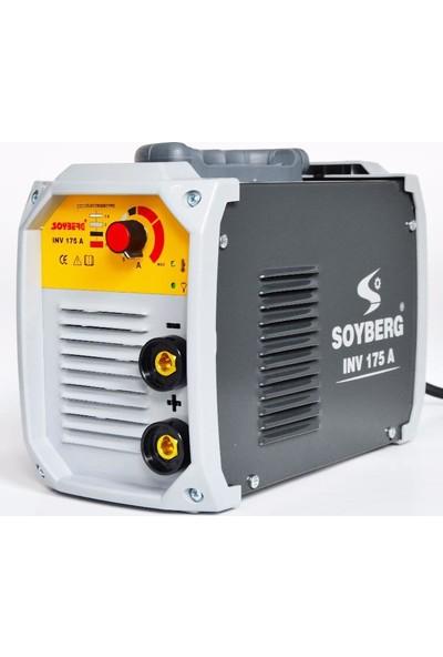 Soyberg 175A İnverter Kaynak Makinası 1755 Amper