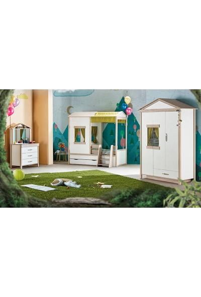 Yıldız Mobilya Montessori Genç Odası