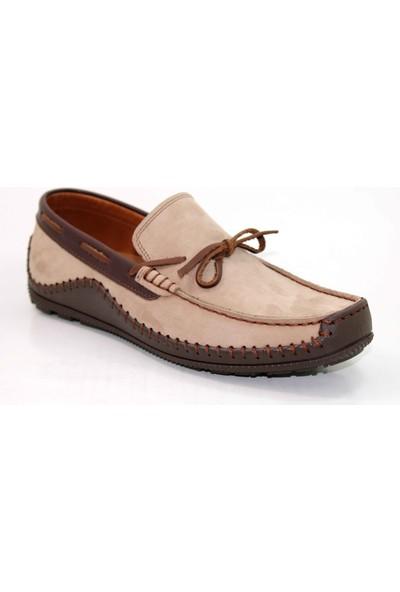 Darkwood DW 94104 Erkek Bağsız Deri Ayakkabı
