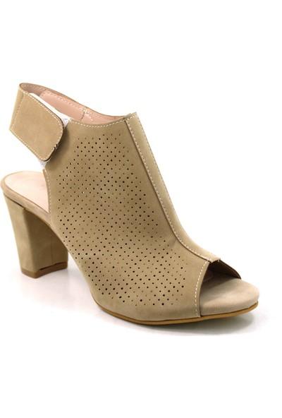 Punto 525091 Topuklu Kadın Ayakkabısı