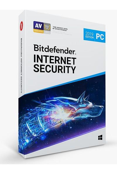 Bitdefender Internet Security 2019 Trk Kutu 1 Yıl 1 Kullanıcı
