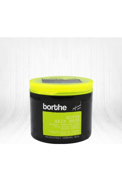 Borthe Botoks Saç Maskesi 500 ml