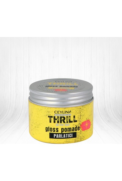 Ceylinn Thrill Saç Parlatıcı Pomad 150 ml